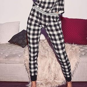 Victoria Secret Fireside Plaid Thermal Pajama Pant